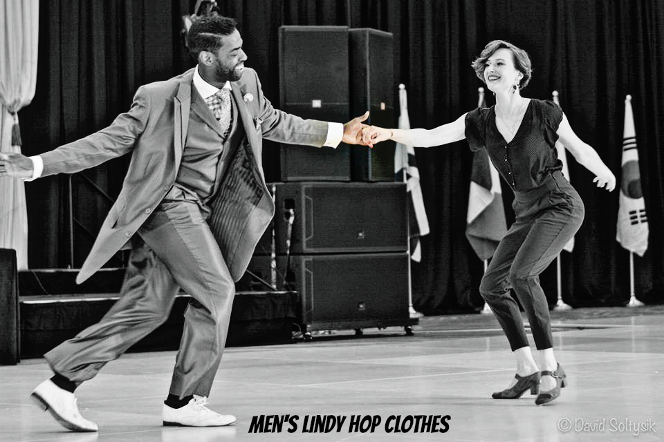 Lindy Hop Fashion Men