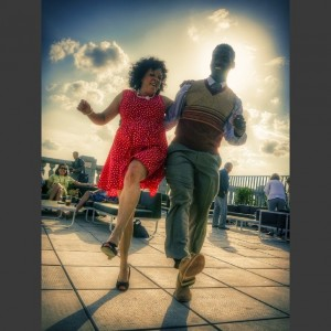 Lindy Hop in Tulsa, Swing dance in Tulsa, Vintage Swing Movement