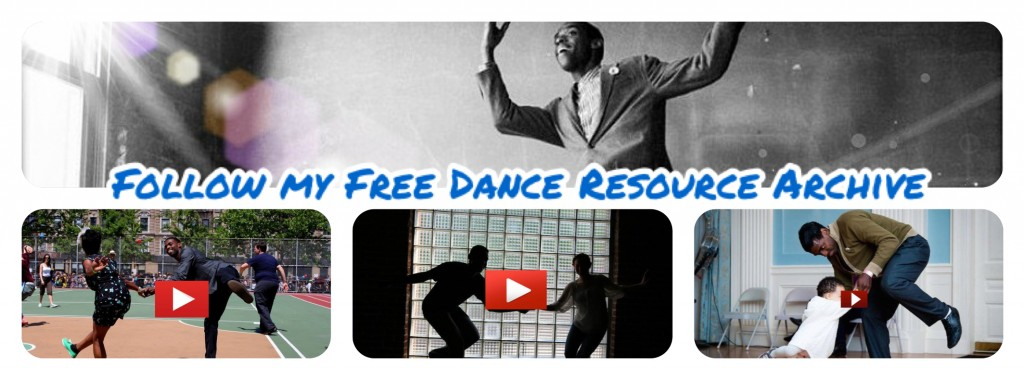 Swing dance moves and archive articles