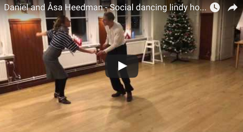 lindy hop moves