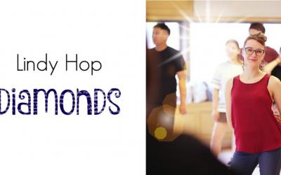 Lindy Hop Diamonds | Pamela Gaizutyte