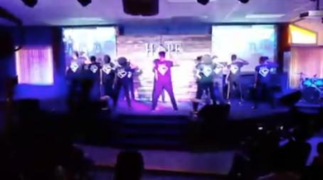 Hope Dance Crew Performance