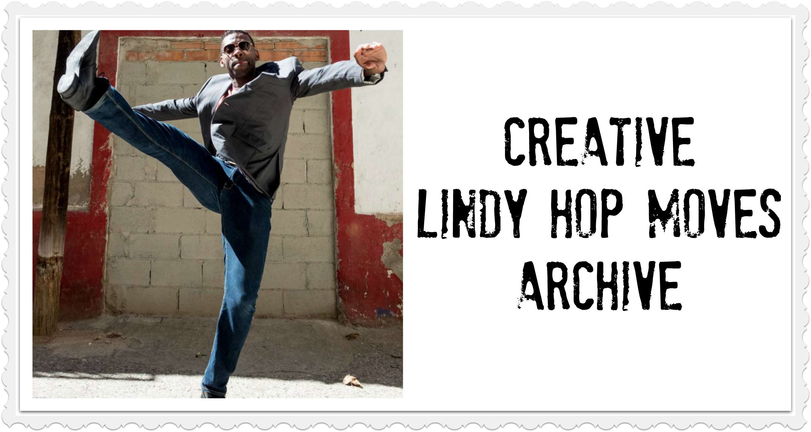 creative lindy hop moves