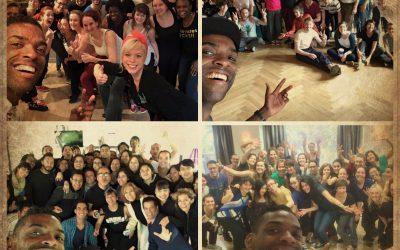 Lindy Hop Teacher Training Courses