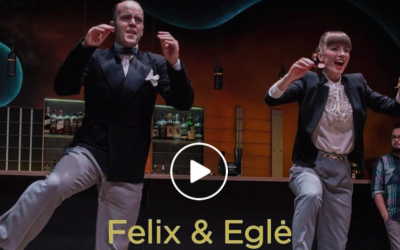 Lindy Hop Radar | Felix and Egle