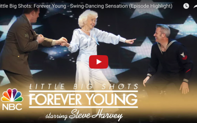 Little Big Shots: Forever Young – Swing-Dancing Sensation (Episode Highlight)