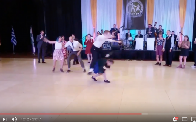 ILHC All Star Strictly Lindy Finals 2017